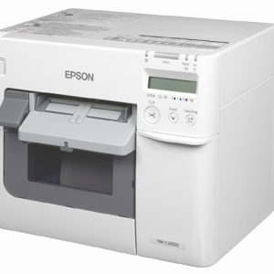 Epson ColorWorks Color Label Printers
