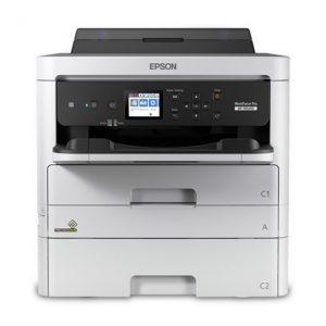 Epson WorkForce Pro Workgroup Monochrome Printers